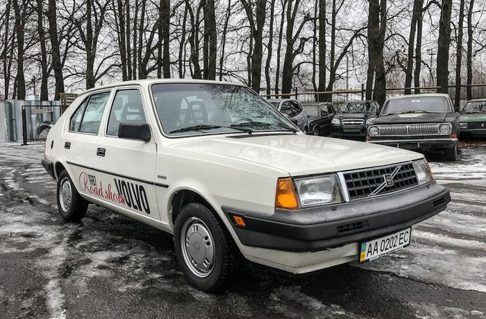 Капсула времени: Volvo 340 1987 года с пробегом 7107 км Авто, Интересное, Drive2, Капсула времени, Ретро, Находка, Видео, Длиннопост