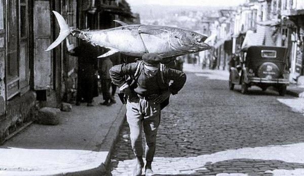 Рыбак Рыбак, Турок, Историческое фото
