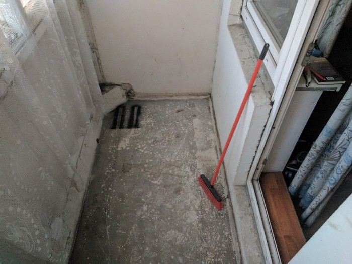 Что можно сделать с балконом на 3кв м Ремонт, Лоджия, Балкон, Съемная квартира, Квартира, Длиннопост