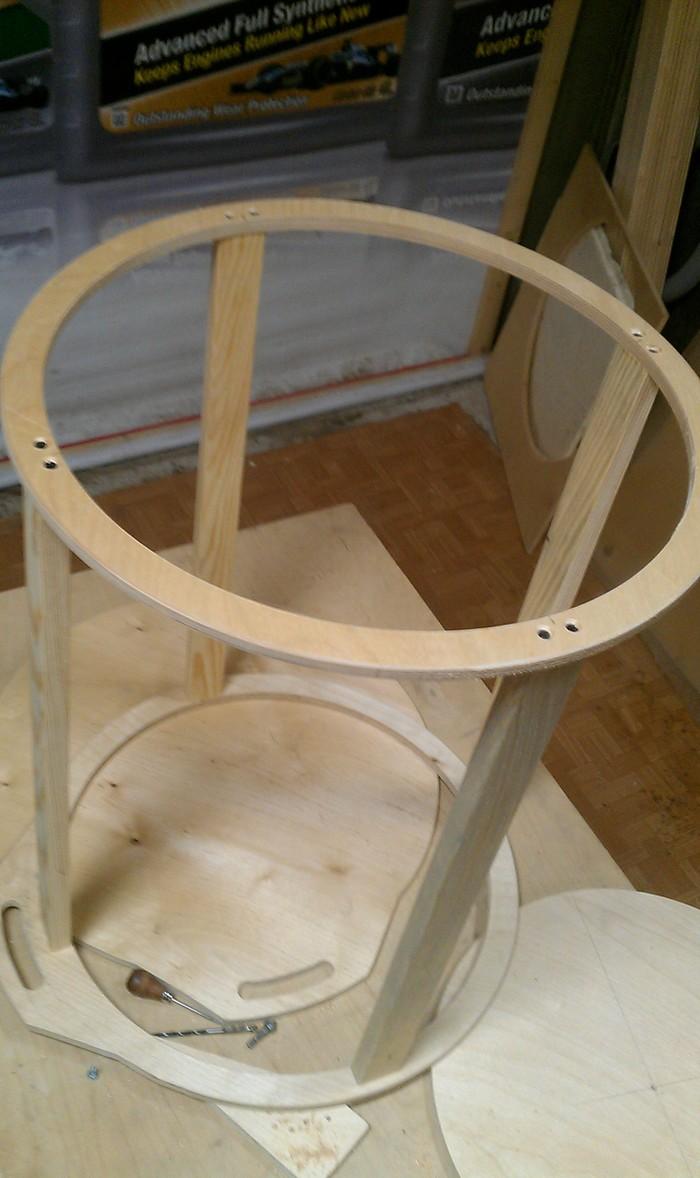 Самодельный пылесос для столярной мастерской пылесос, стружкосос, столярка, мастерская, циклон, деревообработка, своими руками, длиннопост