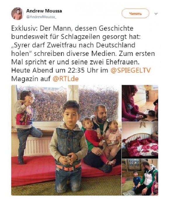 Как жить на халяву? Дети, Мигранты, Германия, Пособия, Длиннопост, Twitter