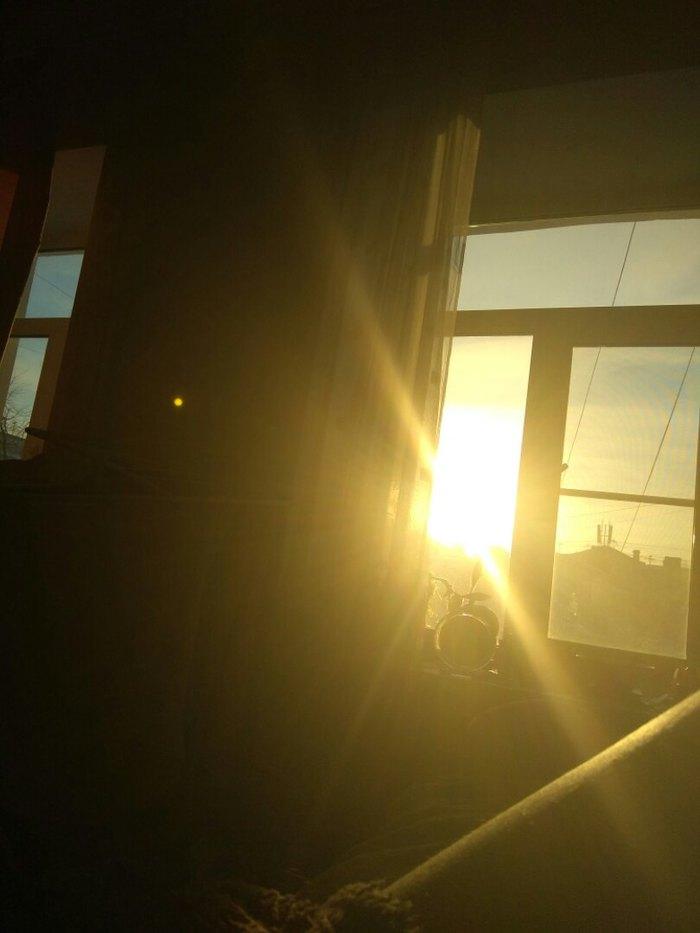 Утро солнечное, утро доброе