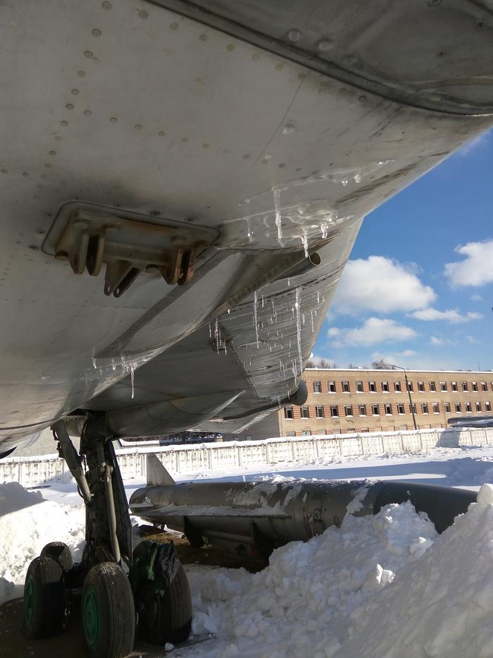 Празднично-снежный музей Авиация, Монино, Музей, Волонтеры, Длиннопост