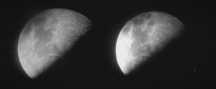 Альдебаран Луна, Альдебаран, Покрытие, Звезда, Телескоп, Астрофото