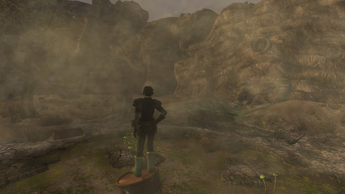 Fallout 2 на новом движке (The Way of Chosen) Часть 2 Fallout, Fallout 2, Длиннопост, Fallout: New Vegas, Bethesda, Obsidian Entertainment, Компьютерные игры
