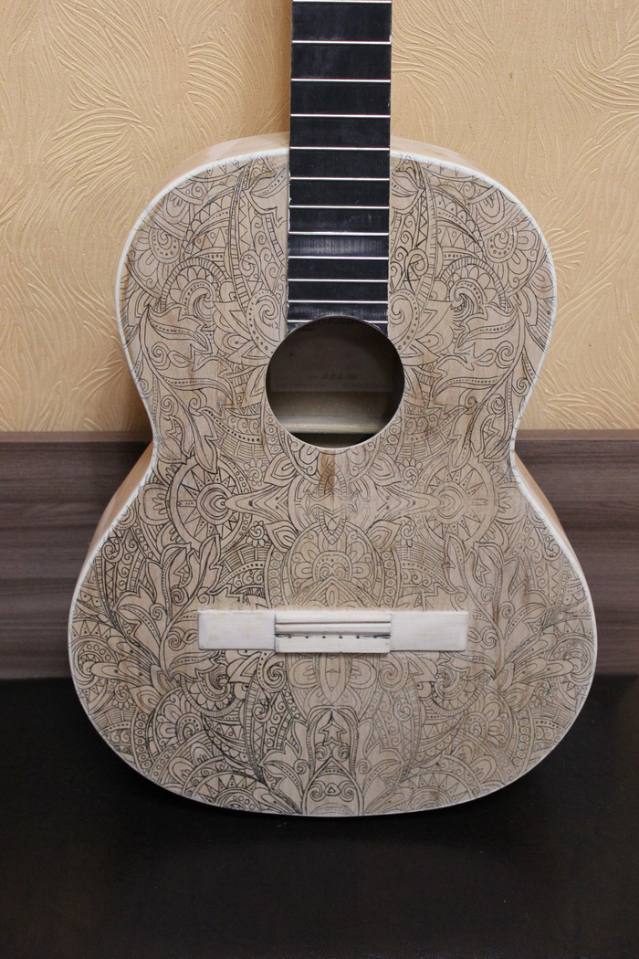 реставрация гитары своими руками фото новости, персонажи, фильмы