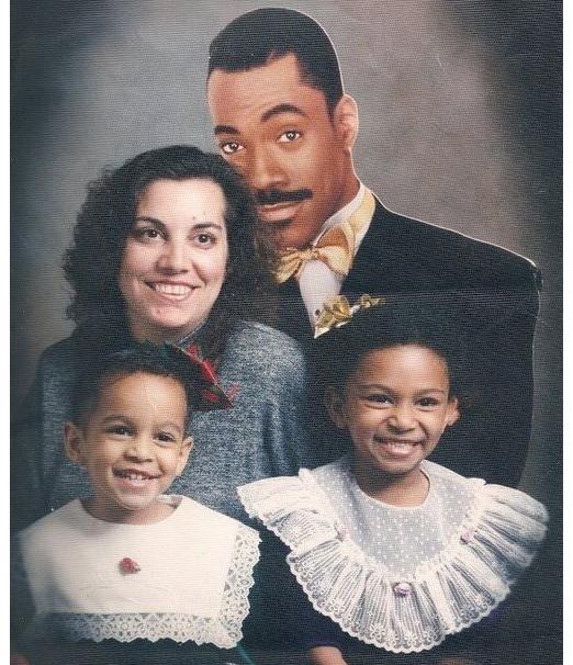 Семейные фото бывают разные Семейное фото, На память, Длиннопост
