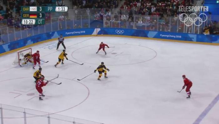 Золото олимпиады по хоккею Хоккей, Олимпиада 2018, Золото