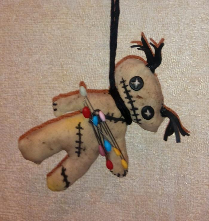 Прикольные картинки кукла вуду