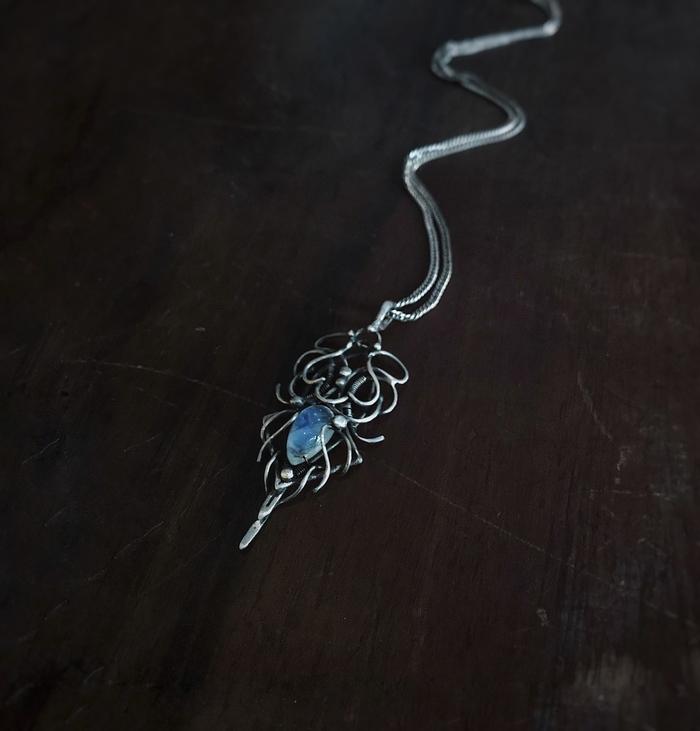 Два брата-кулона Wire wrap, Ювелирные изделия, Handmade, Рукоделие без процесса, Длиннопост, Ручная работа, Украшение, Кулон