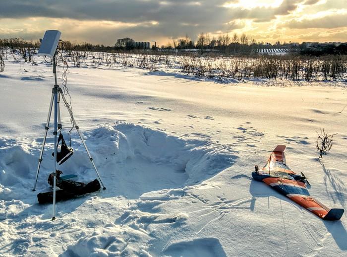 Морозно однако! Полёты на низкой высоте, Авиамоделизм, Fpv drone, Fpv, Летающее крыло, Самоделки, Авиамодели, Видео