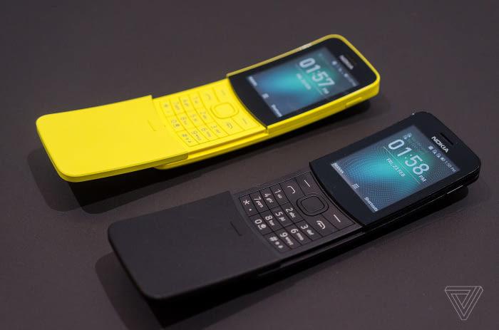 Nokia воскресила культовый «банан» 8110 Nokia 8110, Nokia, Воскрешение, Длиннопост