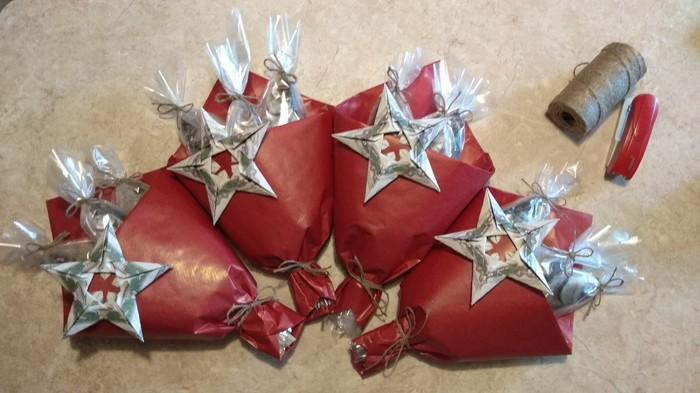 """А я в этом году """"пивные"""" букетики накрутила на подарки.. Похвастаюсь =) Подарок, Пиво, Вобла, 23 февраля, Длиннопост"""