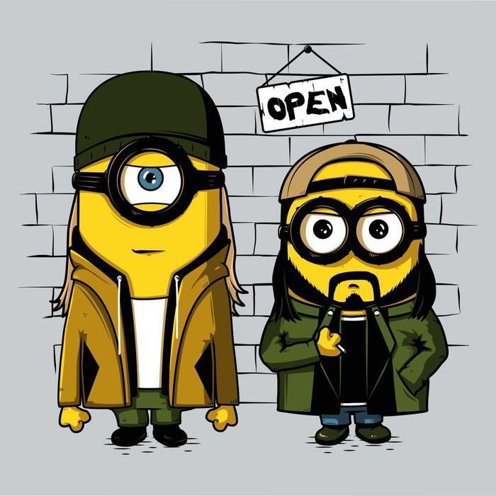 Jay&Silent Bob