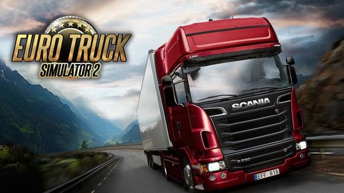 Euro Truck Simulator 2 vr с телефона - гайд Виртуальная реальность, Euro Truck Simulator 2, RiftCat, Гайд, Android, Длиннопост