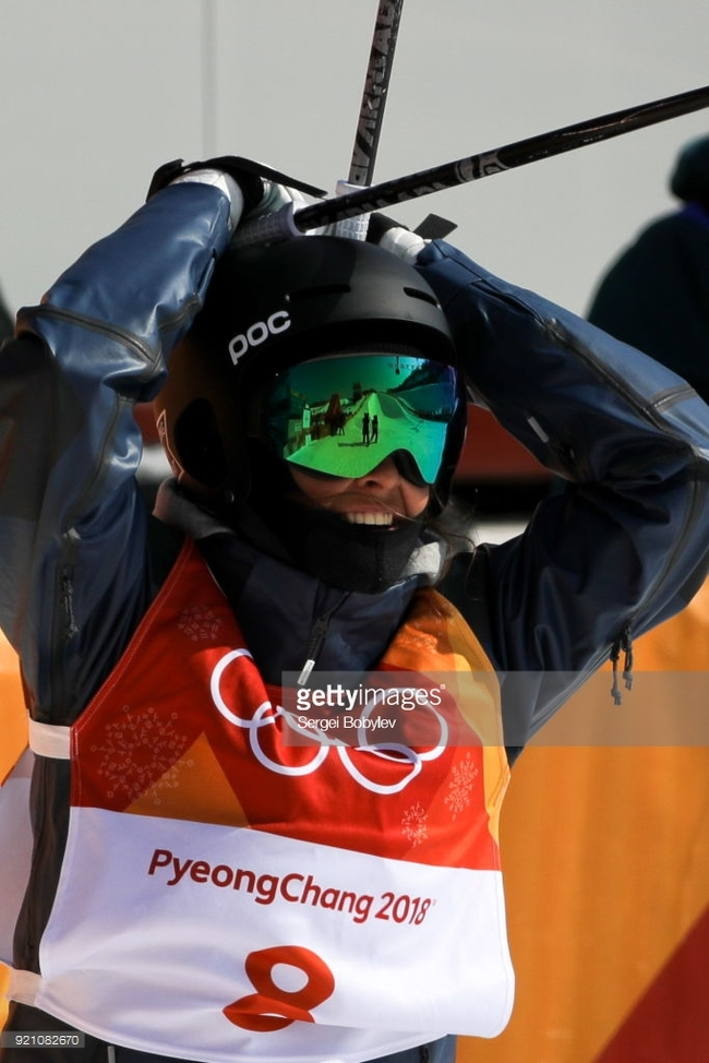 6 место на Олимпиаде Олимпиада, Фристайл, Длиннопост