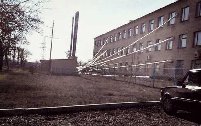 В сети показали систему отопления в Николаевской больнице Николаевская область, Нанотехнологии, Отопление, Больница