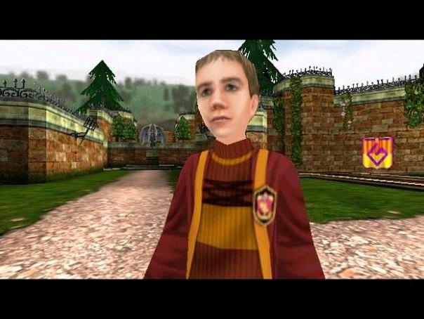 Игра Гарри Поттер и Тайная комната или мой лучший новогодний подарок