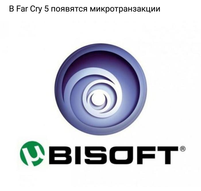 Игра для народа Far Cry, Far Cry 5, Игры, Ubisoft, Торрент, Микротранзакции, Донат