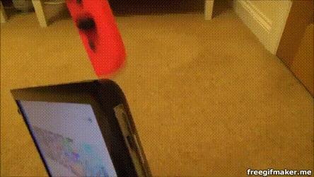 Когда не размениваешься по мелочам Nintendo, Nintendo Switch, Игры, Футбол, The Legend of Zelda, Марио, Гифка, Видео, Длиннопост