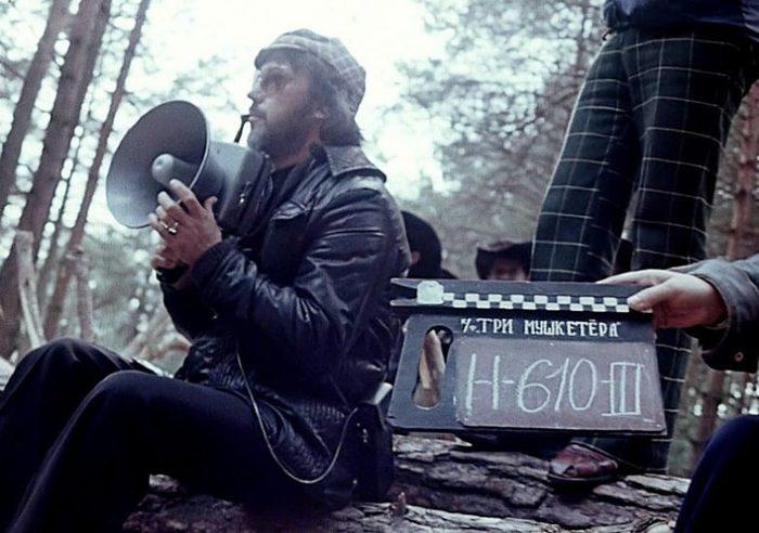 Как снимали фильм «Д'Артаньян и три мушкетёра». ч.1 Мушкетеры, Дартаньян, Фильмы, СССР, Как снимали, Длиннопост