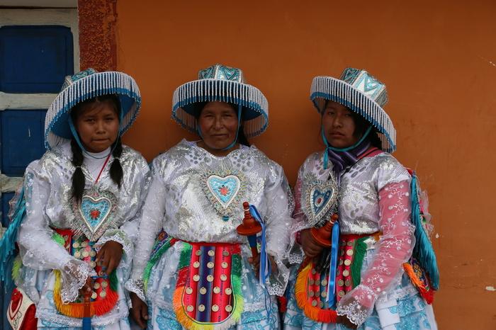 Мода по-перуански... Латинская Америка, Перу, Начинающий фотограф, Титикака, Национальные костюмы