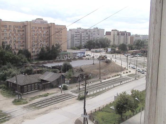 Из старого в новое Строительство, Аллея, Длиннопост, Екатеринбург