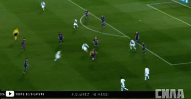 Все, что нужно знать о футболе в который играет Барселона! Барселона, Футбол, Красивый футбол, Гифка