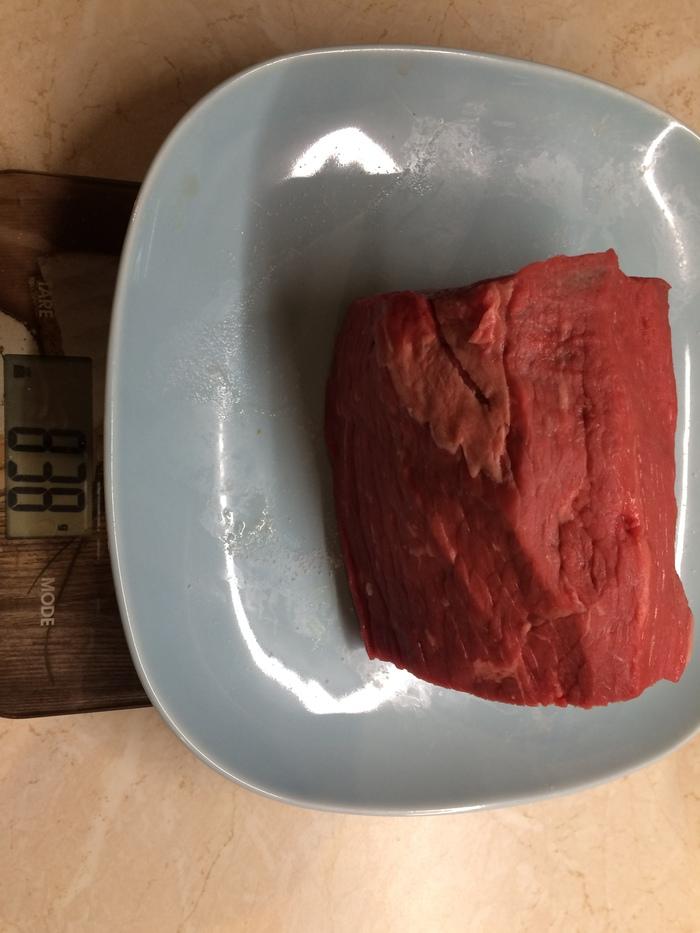 Сыровяленая говядина. Мясо, Рецепт, Брезаола, Длиннопост