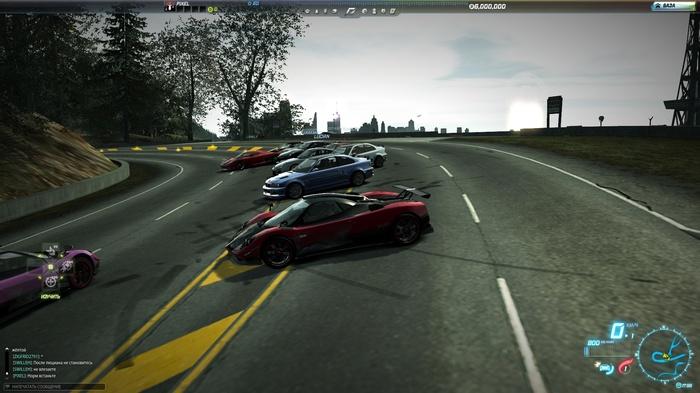 Need for Speed World в 2018 году! Как поживает сейчас закрытый проект? Need for Speed, Need for speed world, Nfsw, World evolved, Apex server, Длиннопост