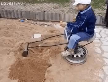 Вот бы мне такое в детстве )