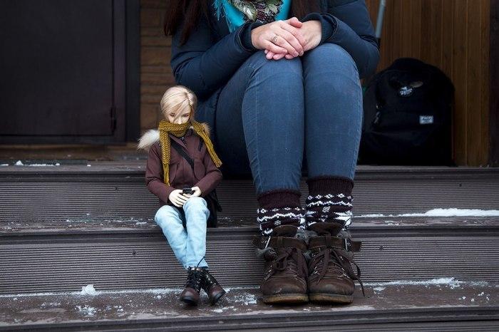 Забота от Jane Kolyadintseva Кукла, Фотосессия, Длиннопост, Подборка, Шарнирная кукла, BJD