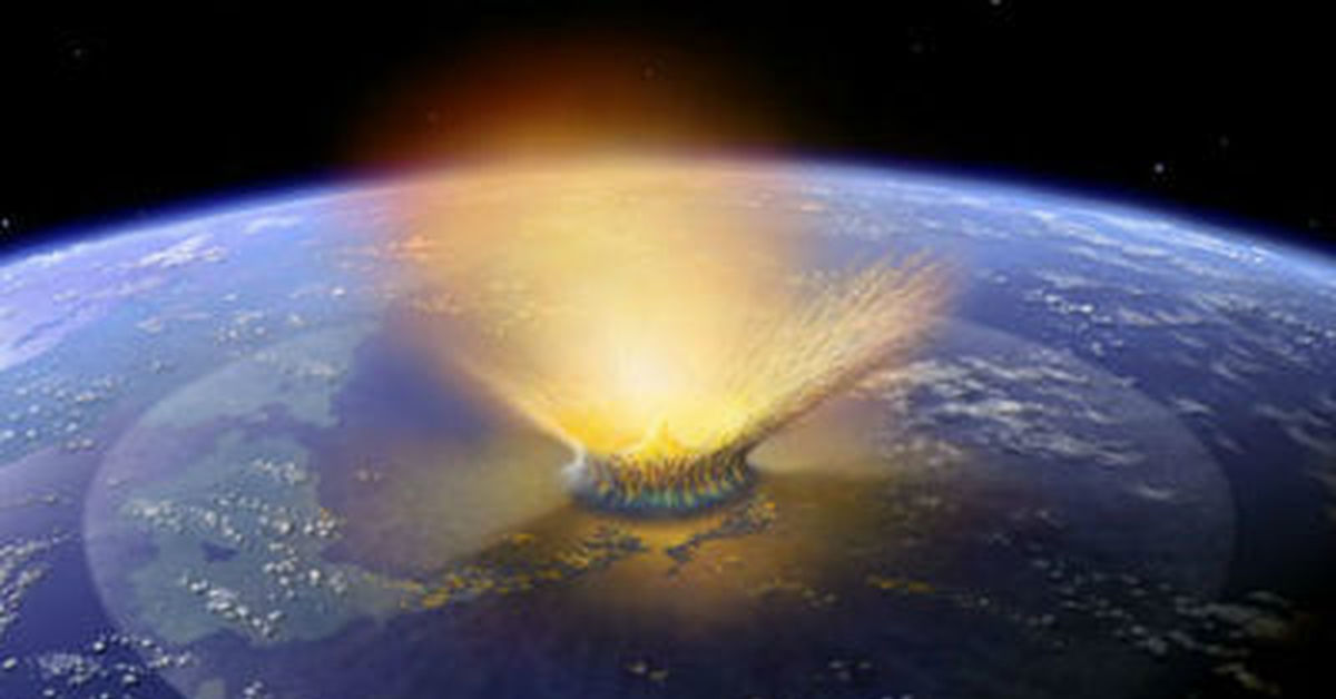 earth scientist suggests comet - 1024×615
