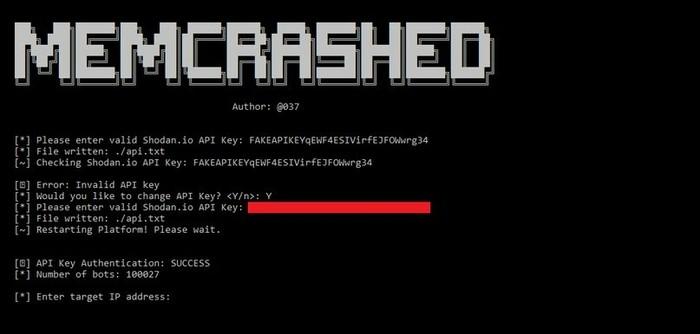 Опубликованы утилиты для DDoS-атак с применением Memcached IT, Ddos, Github, Длиннопост, Hack