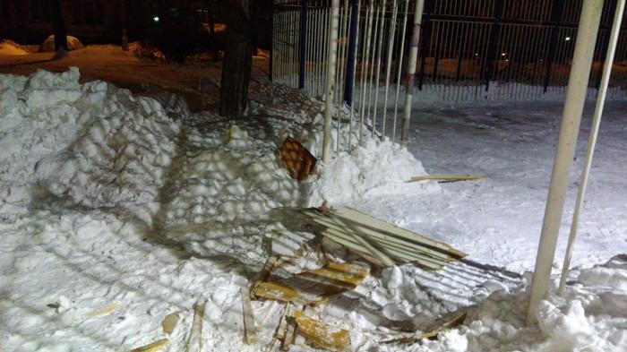 Способы уборки снега трактором уборка снега, разгром, и так сойдет