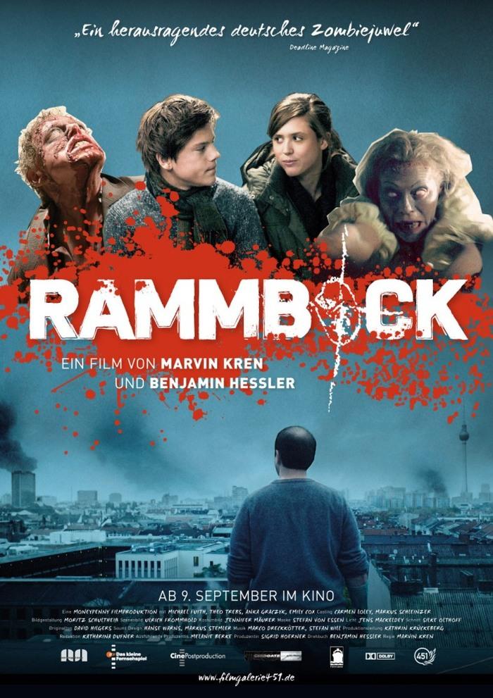 Советую посмотреть «Осаждённые мертвецами» для любителей жанра... Фильмы ужасов, Зомби, Немецкое кино, Видео, Длиннопост