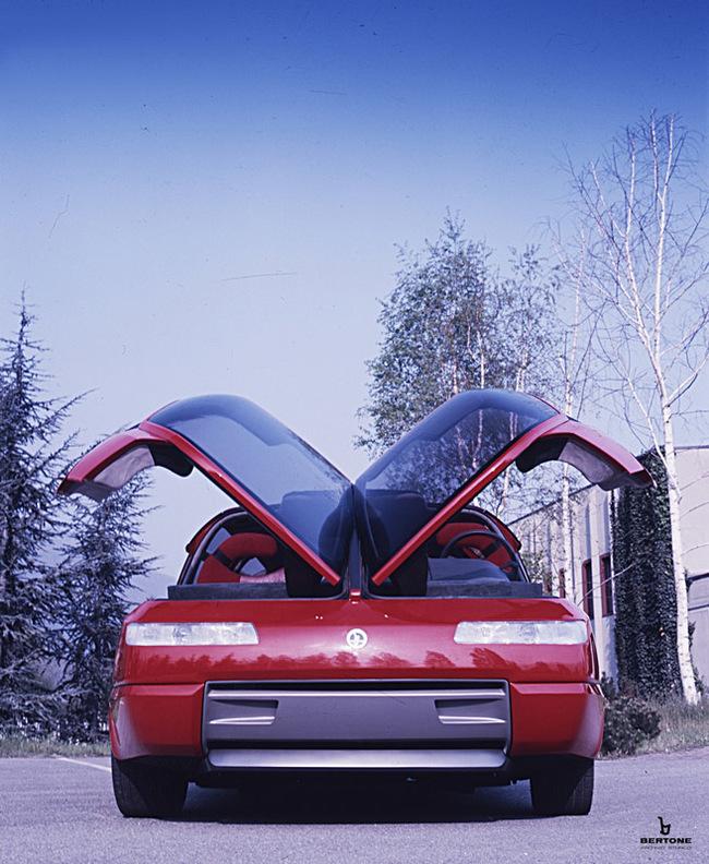 Автомобили #48. Lamborghini Genesis Bertone Авто, Lamborghini, Bertone, Автопром, Автодизайн, Машина, Длиннопост