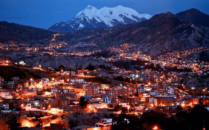 Город в кратере вулкана с небесным метро. Ла-Пас, Боливия, Латинская Америка, Путешествия, Длиннопост, Отчет, Текст