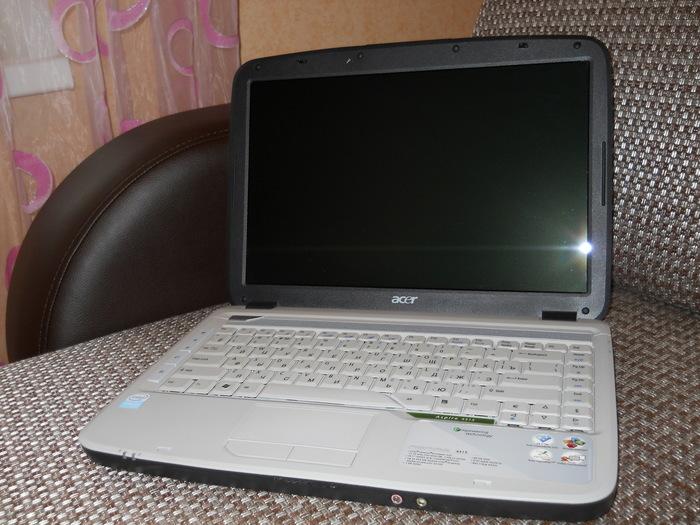 Поднимаем залитого старика Acer 4315 Ремонт техники, Черкассы, Acer 4315, Залитие, Длиннопост