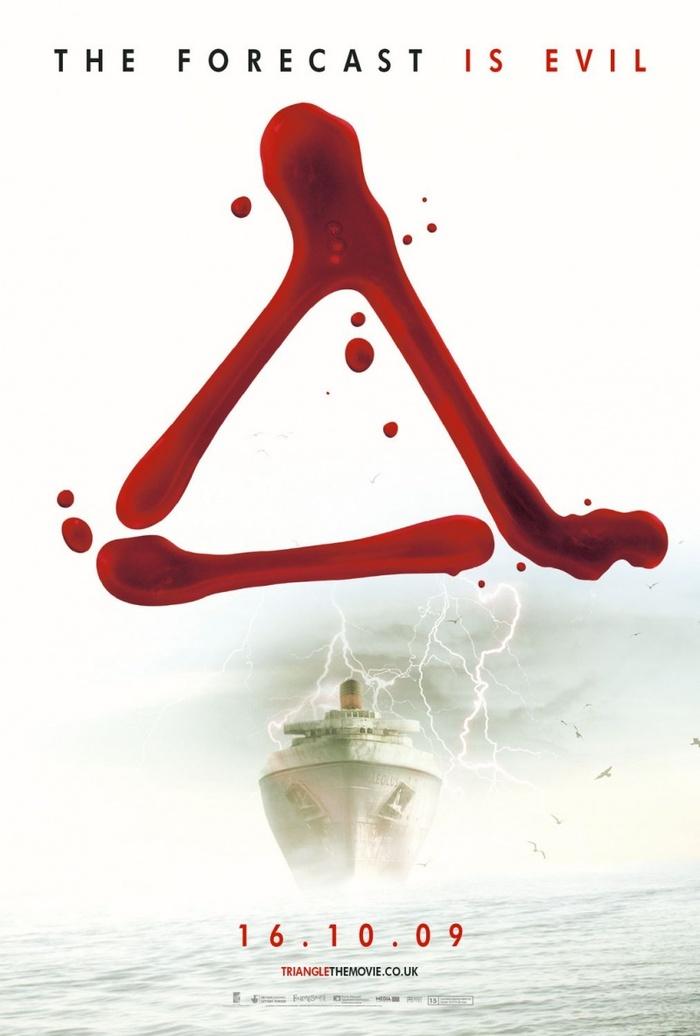 """Советую посмотреть """"Треугольник"""" (Triangle, 2009) Советую посмотреть, Фильмы, Триллер, Ужасы, Треугольник"""