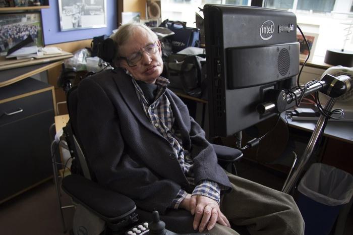 Умер самый известный физик мира Стивен Хокинг Физика, Вселенная, Стивен Хокинг