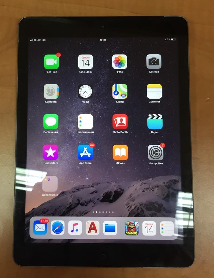 Ремонтируем неремонтируемый iPad Ремонт техники, Ремонт планшета, Ремонт Apple, Ipad, Санкт-Петербург, Verified, Reballing, BGA, Длиннопост