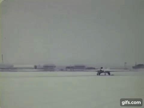 Northrop XP-79B «Flying Ram» Xp-79b, Flying Ram, Нортроп, Northrop, Экспериментальный самолет, Длиннопост, Видео, Летающее крыло, Гифка