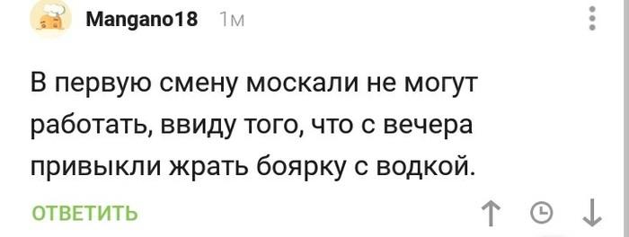В отряд незалежных прибыло Политика, Хохлосрач, Комментарии, Комментарии на пикабу, Скриншот