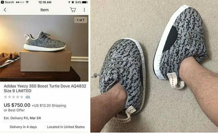 Небольшая подборка, на которой пользователи сети поделились фотографиями своих онлайн-покупок покупки в интернете, подборка фото, длиннопост, Из сети, Обман