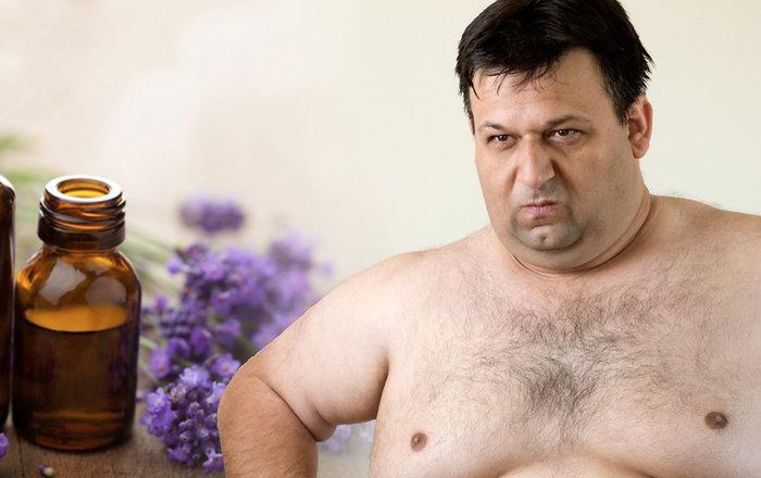 Из-за эфирных масел у мужчин может расти грудь Гинекомастия, Грудь, Эфирное масло, Гормоны, Эндокринология, Копипаста