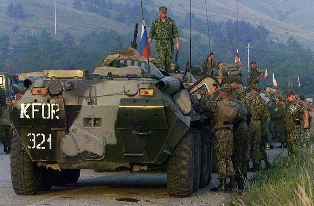 Бросок на Приштину: огромные усилия, оставшаяся память Сербия, Приштина, Марш-Бросок, 1999, Югославская война, Длиннопост