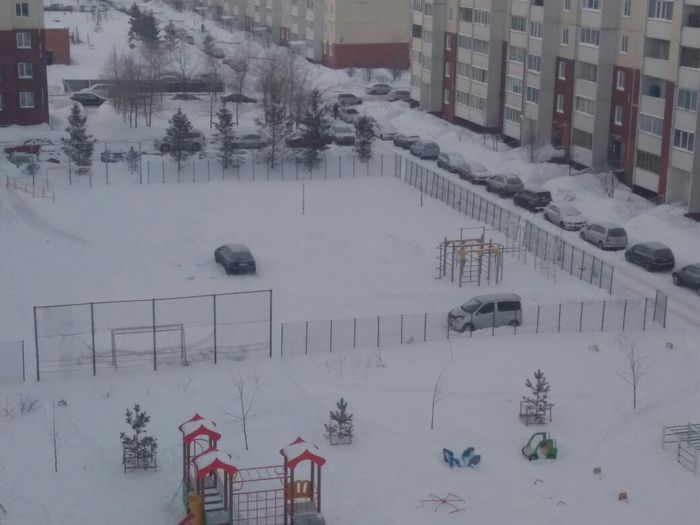 Удобненько Неправильная парковка, Двор, Парковка