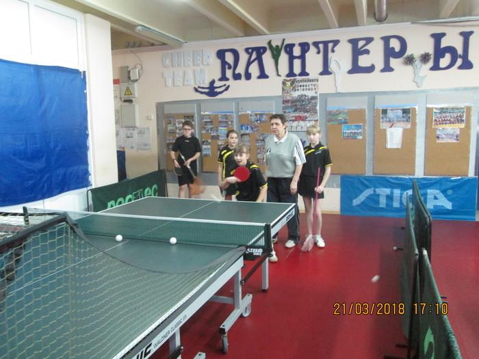 Мастер-класс секции настольного тенниса Мастер-Класс, Настольный теннис, Дети, Длиннопост