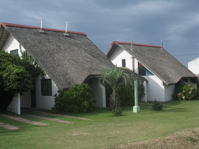 Уругвайские крыши Южная Америка, Уругвай, Дом, Крыша, Длиннопост, Фотография
